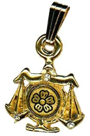 Libra Horoscope Today - Zodiac Pendant